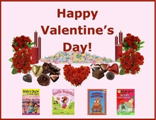 Childrenu0027s Valentineu0027s Books